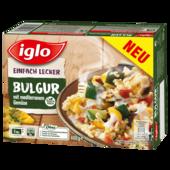Iglo Bulgur mit mediterranem Gemüse 400g