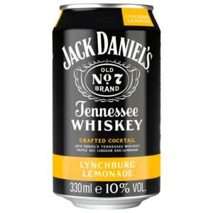 Jack Daniel's Lynchburg Lemonade 0,33l