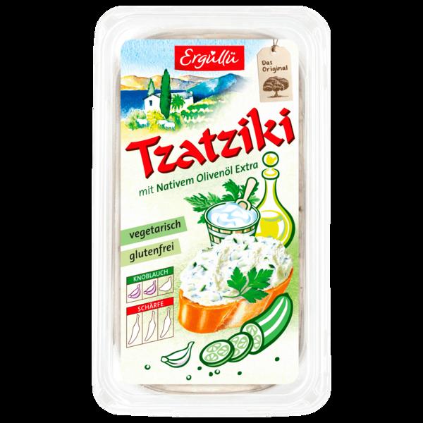 Ergüllü Tzatziki 200g