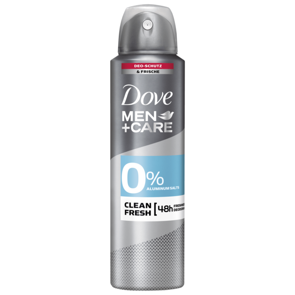 Dove Deo Men + Care Clean fresh 150ml