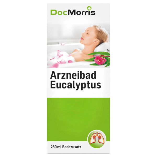Doc Morris Arzneibad Eucalyptus 250ml