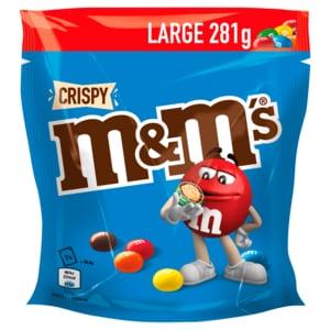 m&m's Crispy 281g