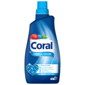 Coral flüssig Feinwaschmittel Optimal Color 20 WL