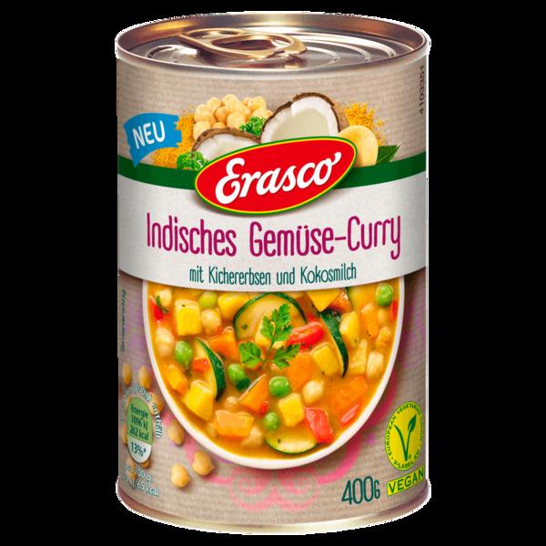 Erasco Indisches Gemüsecurry 400g