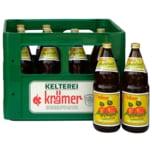 Kelterei Krämer Apfelsaft Naturtrüb 12x1l