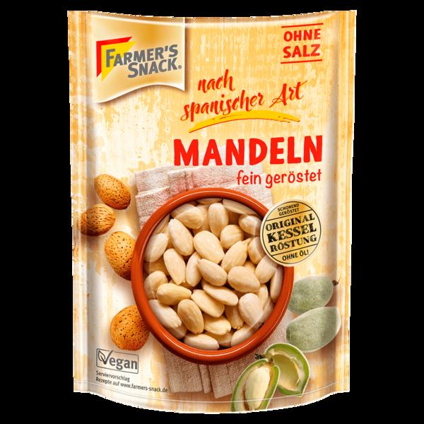 Farmer's Snack Mandeln nach spanischer Art 100g