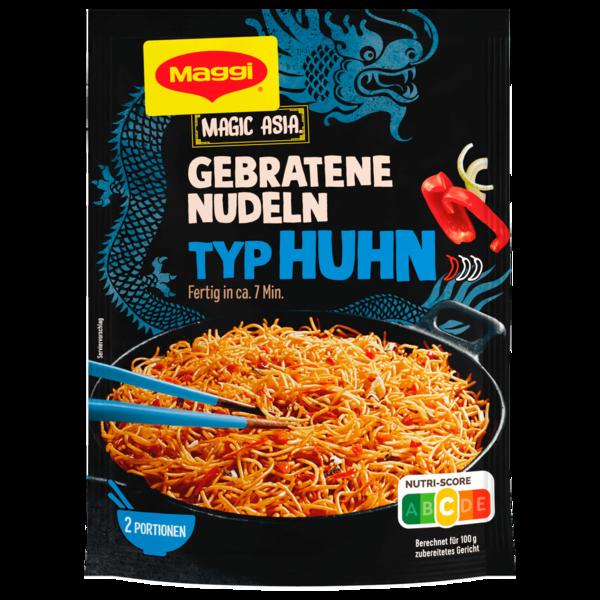 Maggi Magic Asia Gebratene Nudeln Huhn 121g