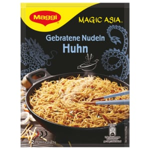 Maggi Magic Asia Gebratene Nudeln Mit Huhn 121g