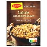 Maggi Wirtshaus Spätzle in Champignon-Sauce 123g
