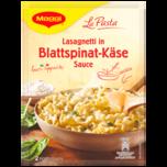 Maggi la Pasta Lasagnetti Spinat-Käse 140g