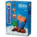 Sunquick Wassereis Cola 10 Stück
