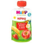 Hipp Hippis Ferdi Frosch Bio Erdbeer-Banane in Apfel 100g