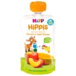 Hipp Hippis Bio Pfirsich in Apfel-Mango 100g