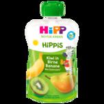Hipp Hippis Charlie Zebra Kiwi in Birne-Banane 100g