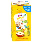 Hipp Hippis Anton Affe Apfel-Birne-Banane 4x100g