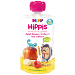 Hipp Hippis Ingo Igel Apfel-Banane-Himbeere mit Vollkorn 100g