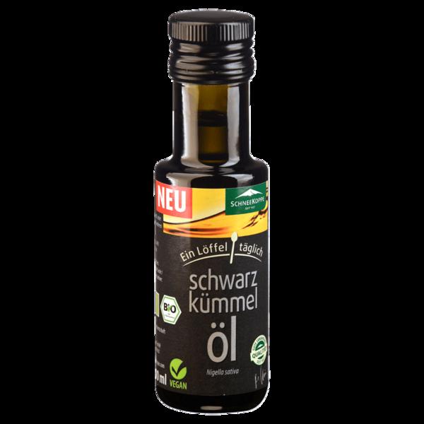 Schneekoppe Bio Schwarzkümmelöl 100ml