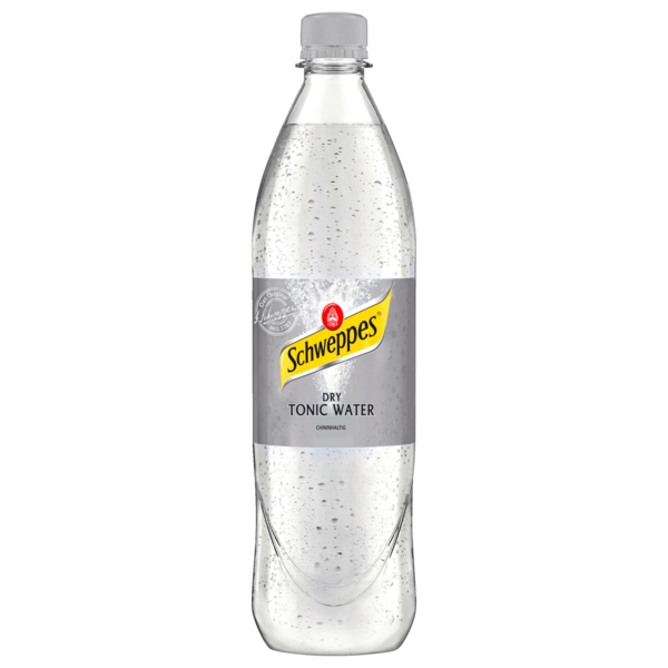 Schweppes Dry Tonic Water 1,0l