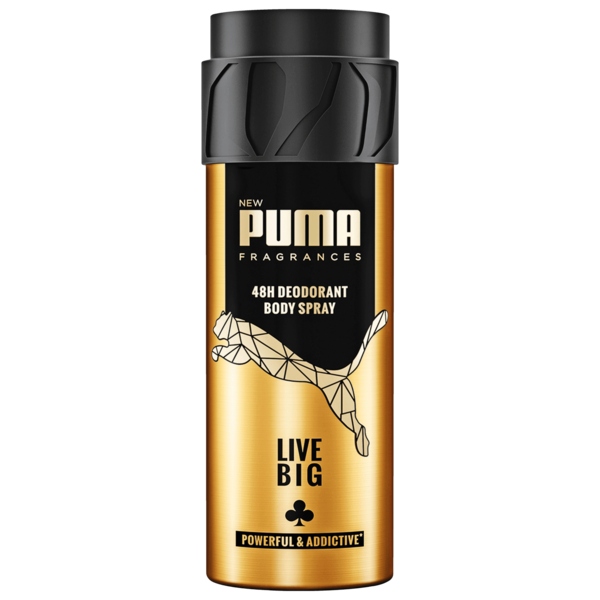 puma deo live big