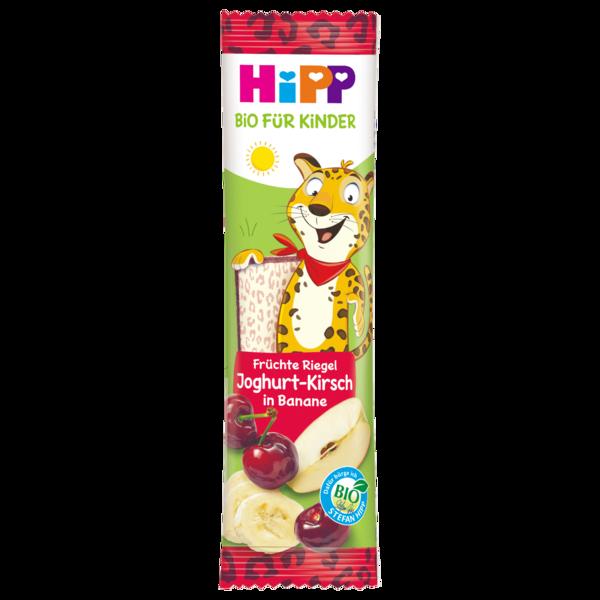 Hipp Früchte Freund Leopard Bio Joghurt-Kirsch in Banane 23g