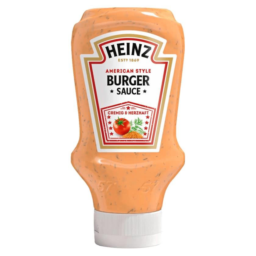 Heinz American Burger Sauce 400ml