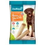 ZooRoyal Hundesnack Kaurollen Hair & Skin 175g