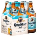 Benediktiner Hell 6x0,5l