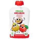 Erdbär Freche Freunde Bio Apfel, Birne & Passionsfrucht 100g