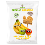 Erdbär Freche Freunde Frecher Keks Apfel und Banane 125g