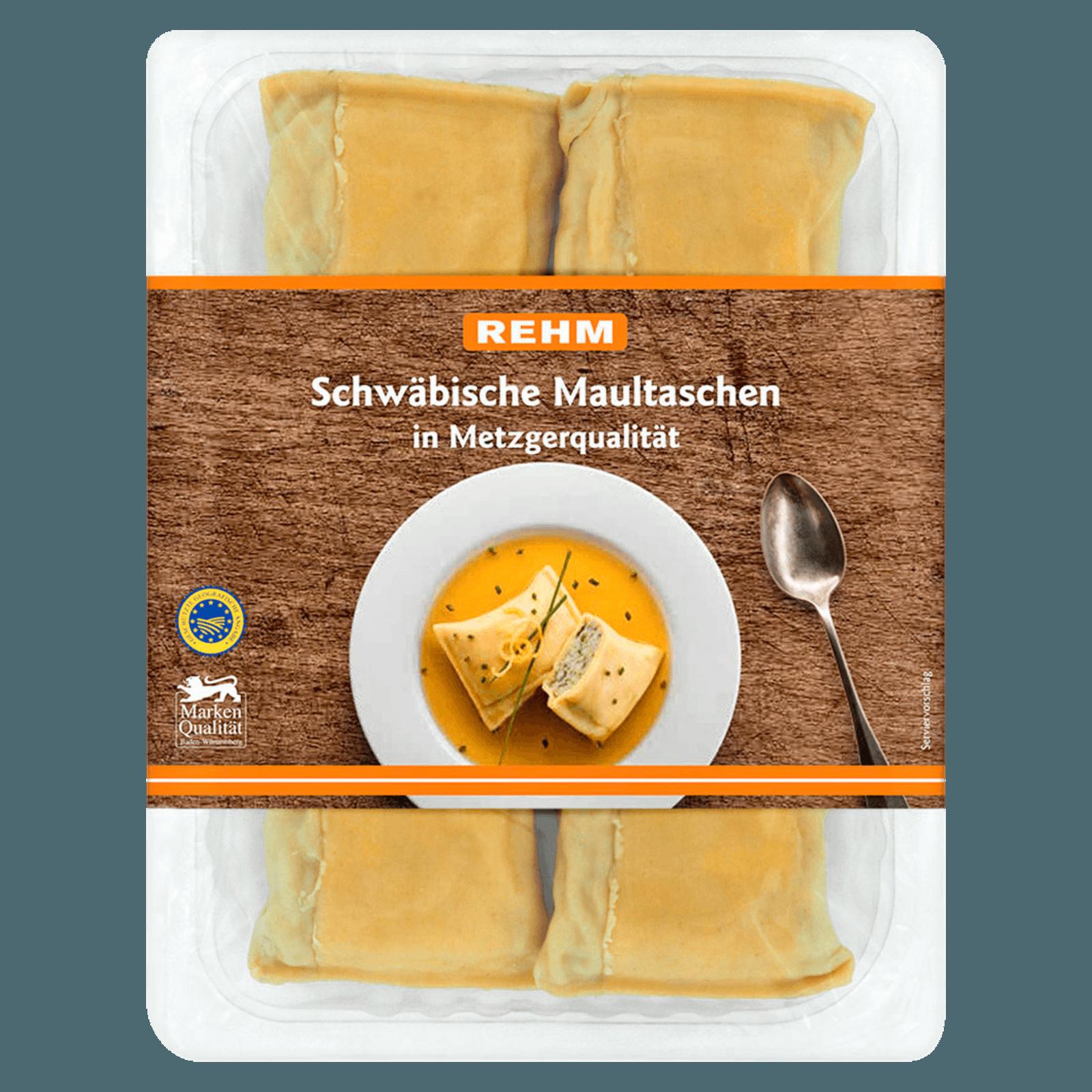 Rehm Schwäbische Metzgermaultaschen 360g