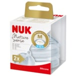 Nuk Nature Sense M 6-18 Monate 2 Stück