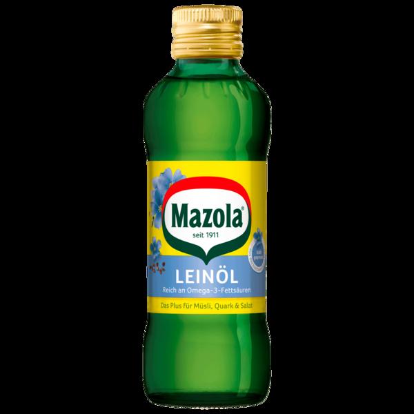 Mazola Leinöl 250ml