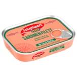Saupiquet Sardinen-Filets in Olivenöl 105g