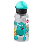 Emsa Kids Tritan Trinkflasche Monster 0,4l