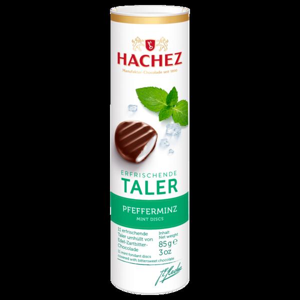 Hachez Pfefferminz-Taler 85g