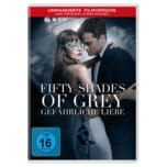 Fifty Shades of Grey 2 DVD