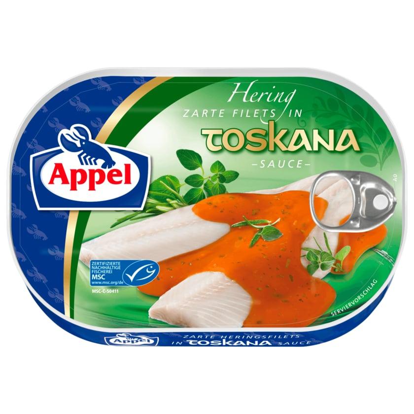 Appel Hering Zarte Filets in Toskana Sauce 200g