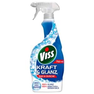 Viss Kraft & Glanz Reiniger Spray Bad & Dusche 750ml