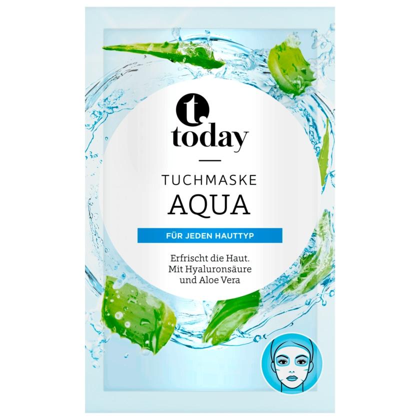 Today Tuchmaske Aqua
