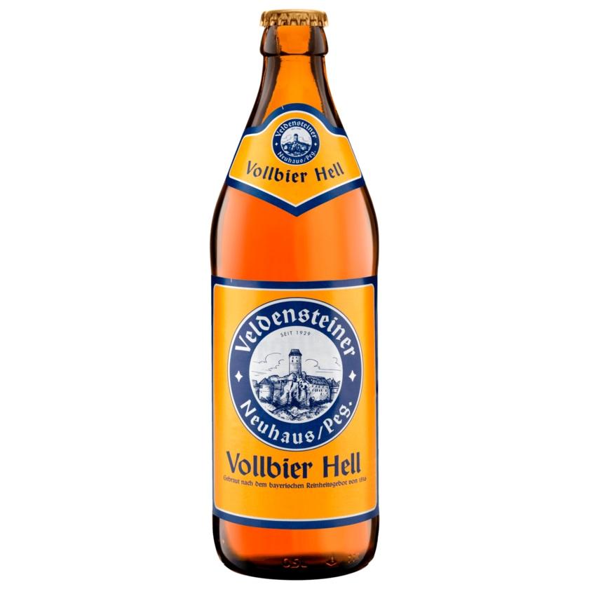 Veldensteiner Vollbier Hell 0,5l