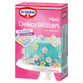 Dr. Oetker Mini Dekorblüten 40g