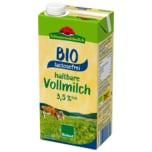 Schwarzwaldmilch Haltbare Vollmilch Bio Laktosefrei 1l