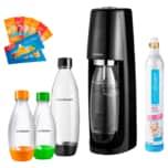 SodaStream Easy Vorteilspack Trinkwassersprudler schwarz