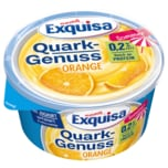 Exquisa Quark Genuss Orange 0,2% 500g