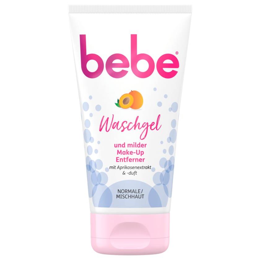 Bebe Waschgel + Augen Makeup Entferner 150ml