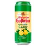 Stuttgarter Hofbräu Radler naturtrüb 0,5l