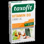 Taxofit Vitamin D3 1500 Depot Tabletten 45 Stück