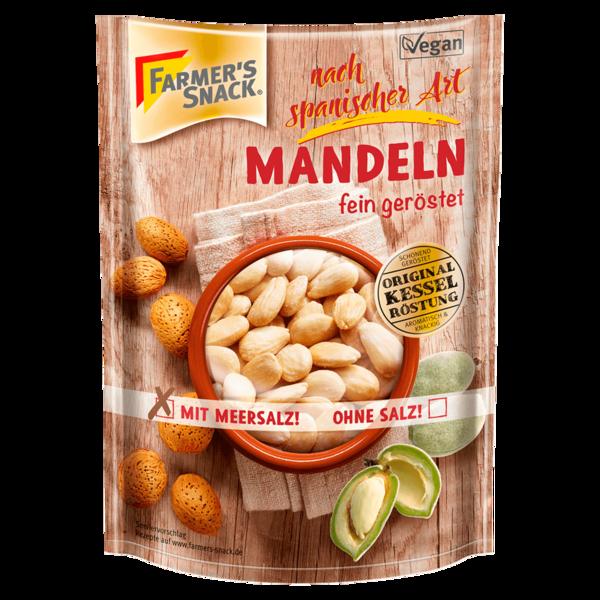 Farmer´s Snack Mandeln Spanische Art 100g