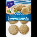 Settele Original bayerische Semmelknödel 6x75g