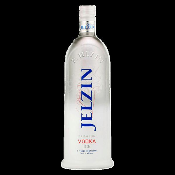 Jelzin Vodka Ice 0,7l
